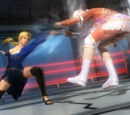 Helena Douglas/Dead or Alive 5 command list