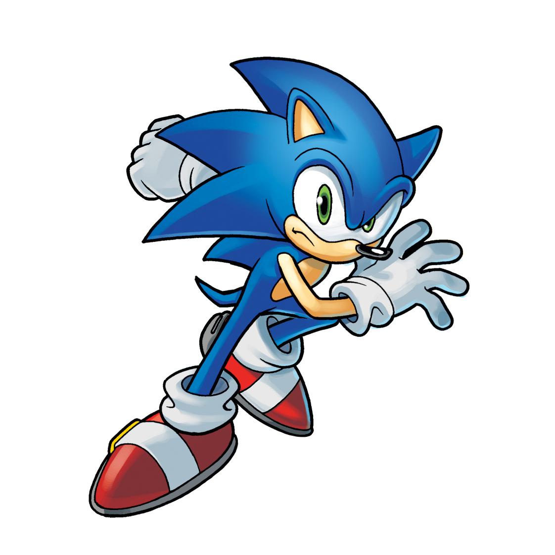 sonic the hedgehog - photo #42