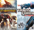 JAlbor/Fall of Cybertron VS War for Cybertron
