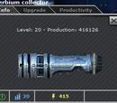 Terbium Collector