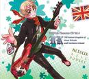Хеталия: Страны Оси Character CD Vol. 4 – Соединённое Королевство