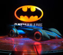 Batman Live Batmobile