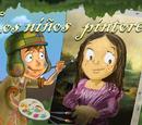 Los niños pintores