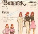 Butterick 3030