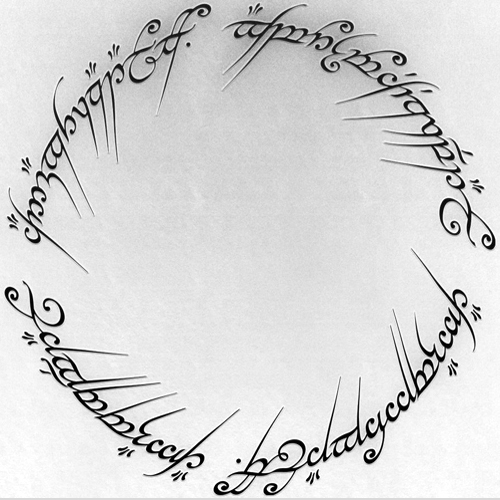 One Ring Lord Of The Rings Wiki