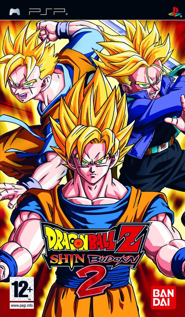Dragon Ball Z: Shin Budokai 2 [PSP] [CSO]