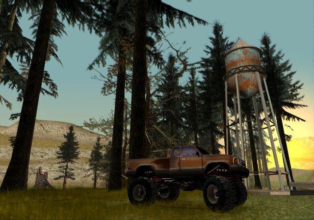 Betas De Coches Del GTA San Andreas Part 1