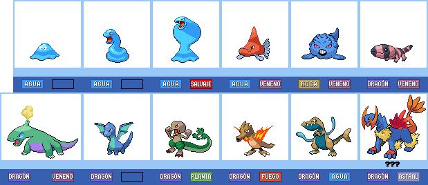 Nombres pokemones legendarios - Imagui