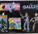 Sticker, Galidor - Defenders of the Outer Dimension