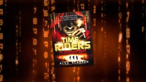 TimeRiders Gates of Rome (book 5) by Alex Scarrow