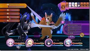 [Análise] Hyperdimension Neptunia - A Franquia - Parte 3 - Uma Outra Dimensão Battle_with_noire
