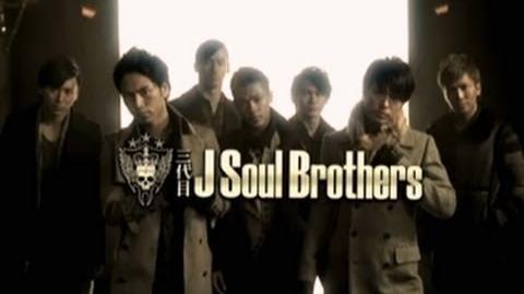 三代目J Soul Brothers On Your Mark ~ヒカリのキセキ~フル ver.(オフィシャル)