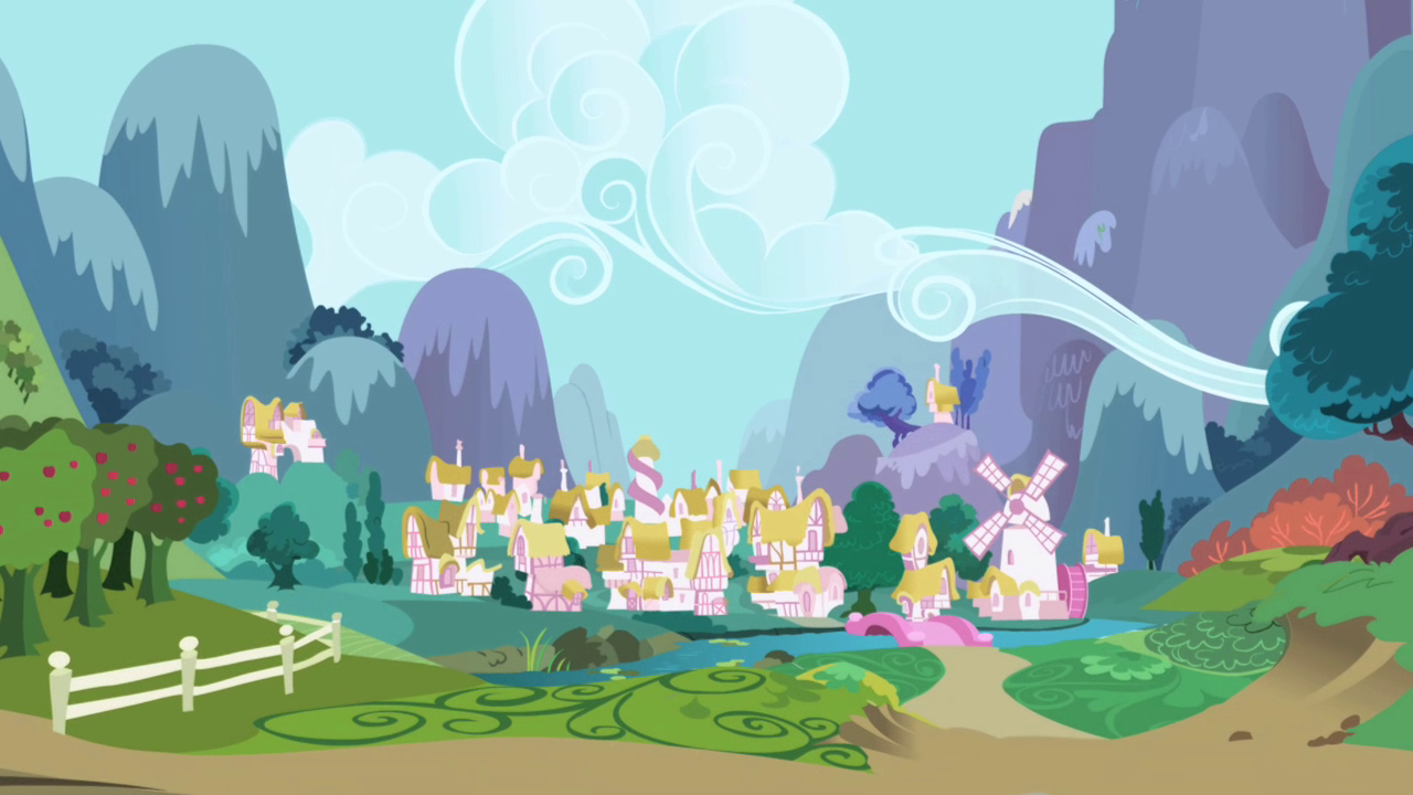 Equestria My Little Pony Friendship Is Magic Wiki
