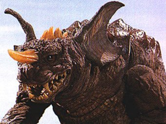 baragon godzilla unleashed - photo #15