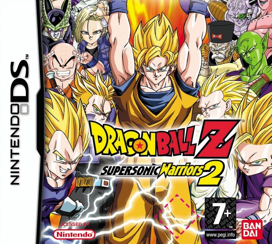 Dragon Ball Z Supersonic Warriors 2 Espaol NDS descargar