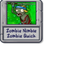 Zombie Nimble Zombie Quick