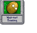 Wall-nut Bowling