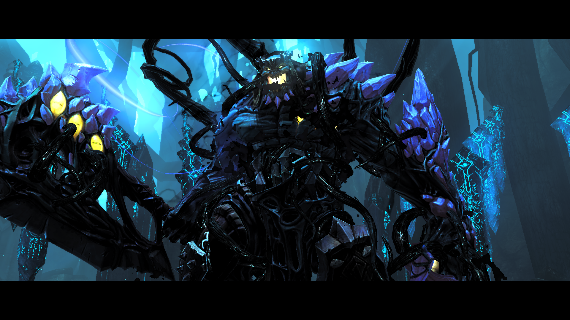 The gallery for --> Darksiders 2 Absalom