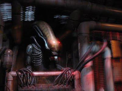 Alien Great Movie Ride Trailer