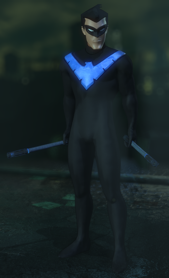 Image - Nightwing Arkham City 003.png - Batman Wiki