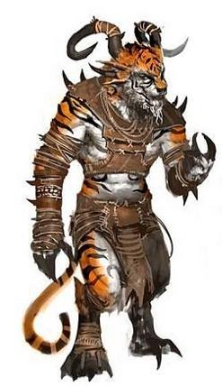 Charr  Fantasy Races Wiki