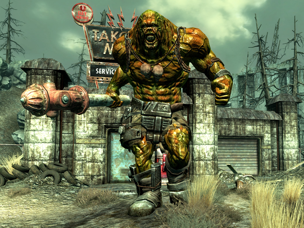 Supermutant Behemoth Quotes