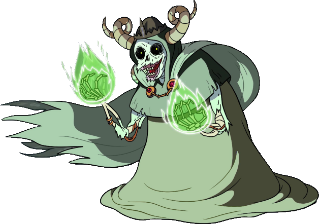 The Lich Character The Adventure Time Wiki Mathematical