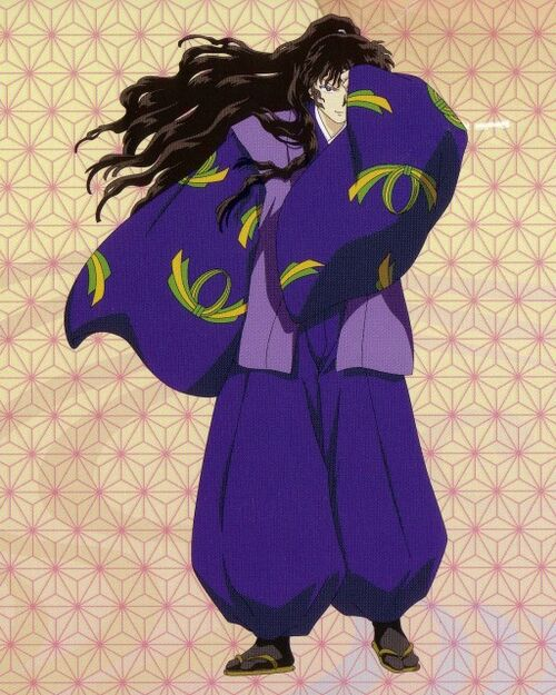 Inuyasha Jakotsu And Naraku: InuYasha Wiki