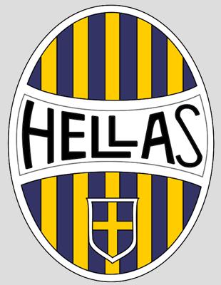 hellas verona fc logopedia the logo and branding site