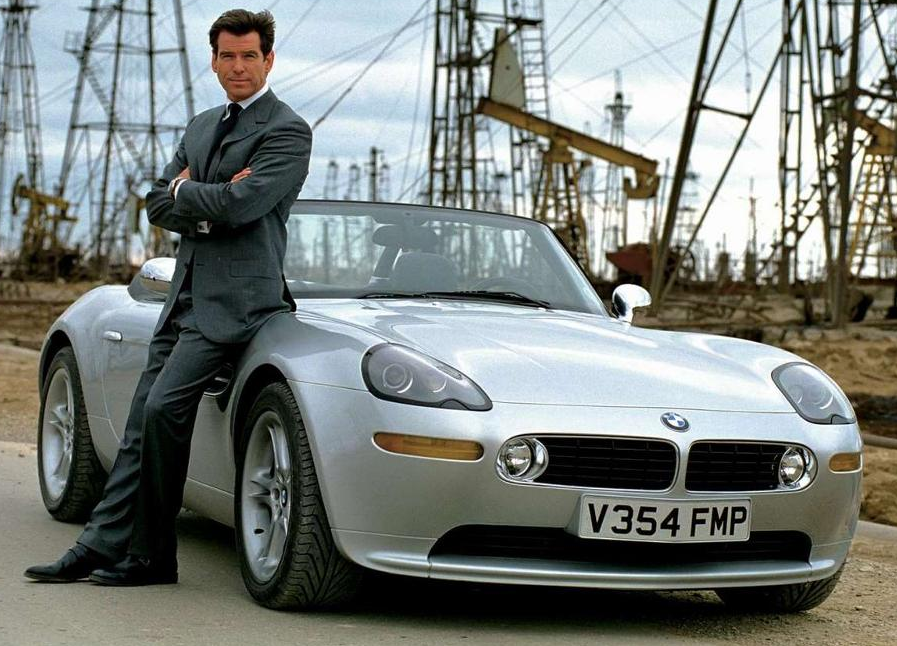 Bmw Z8 James Bond 007 Wiki
