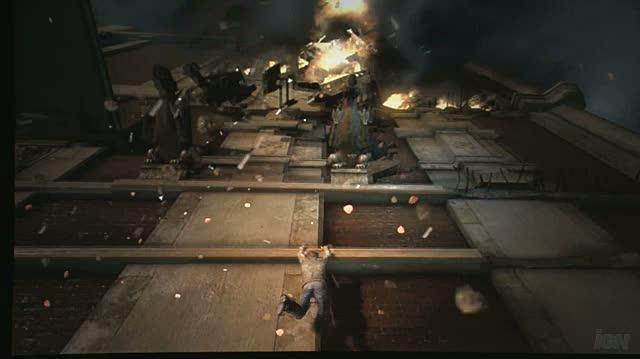 Alone in the Dark Xbox 360 Gameplay - Platforming