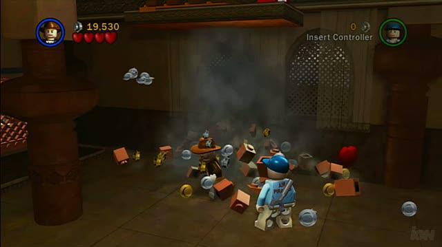 LEGO Indiana Jones The Original Adventures Xbox 360 Review - Video Review (HD)