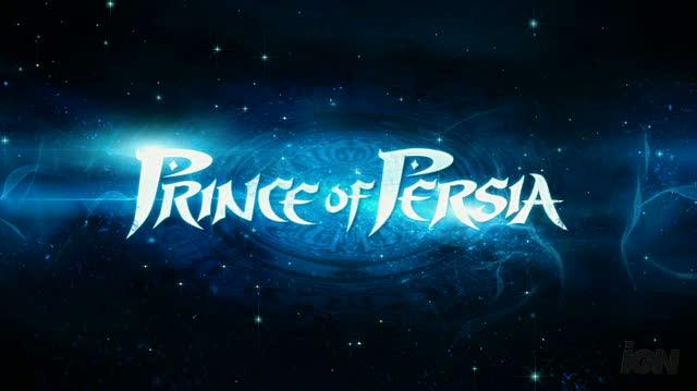 Prince of Persia Xbox 360 Trailer - The Journey Begins