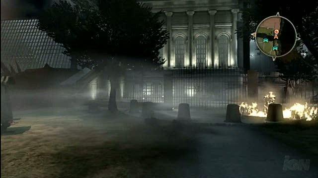 Alone in the Dark Xbox 360 Trailer - Central Park