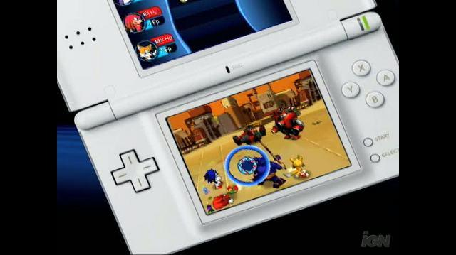 Sonic Chronicles The Dark Brotherhood Nintendo DS Trailer - Tough Enemies Trailer