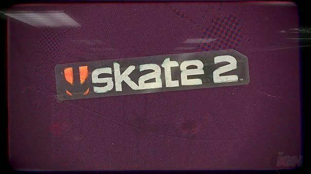 Skate 2 PlayStation 3 Video - Clip Editor Video