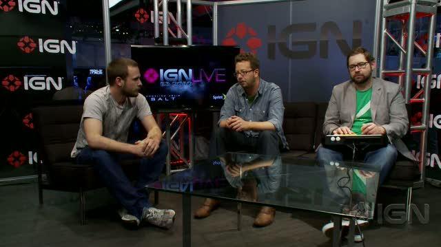 Marvel Vs. Capcom 3 Video - E3 2010 IGN Live Marvel vs. Capcom 3 Demo