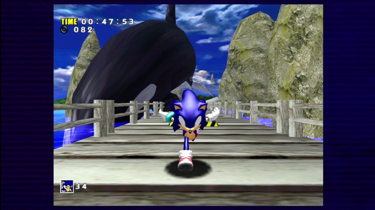 Sonic Adventures Dreamcast Collection Trailer
