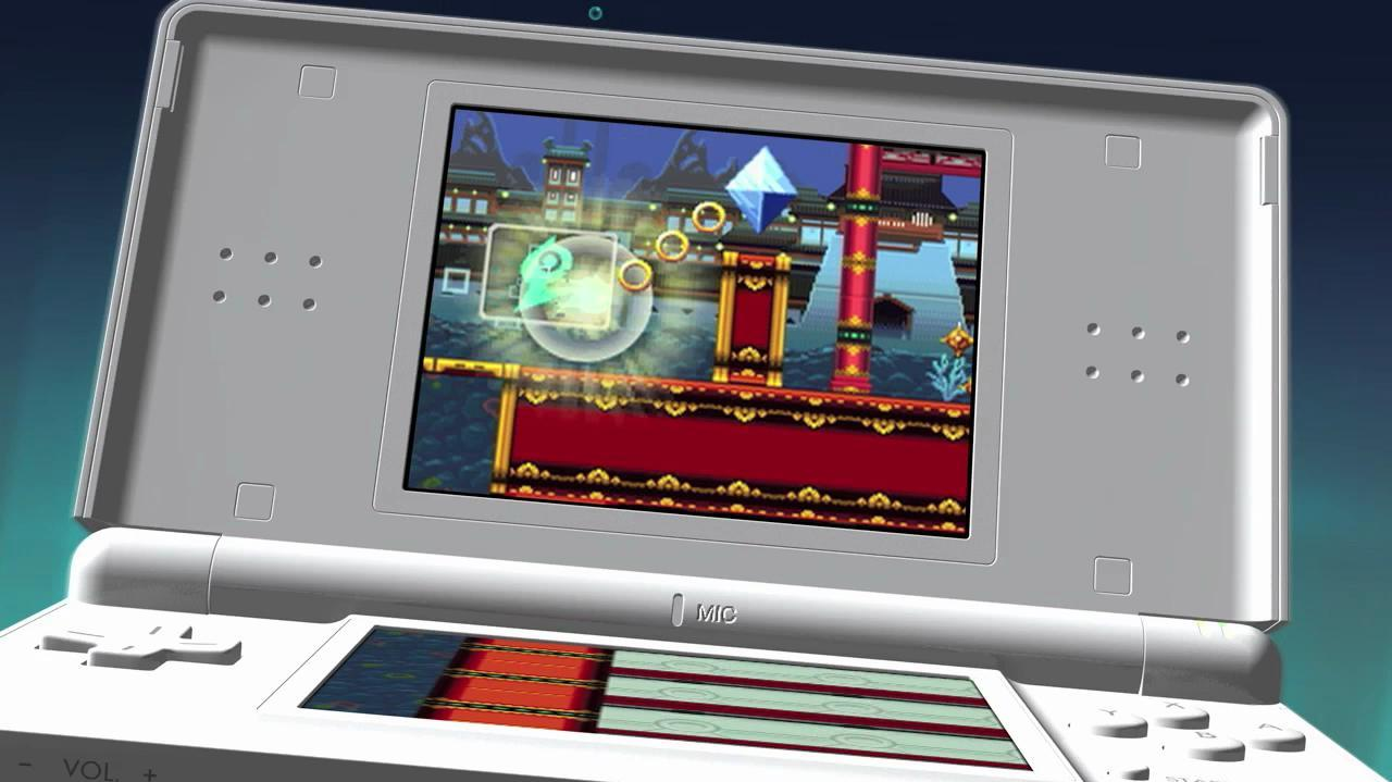 Sonic Colors DS Trailer