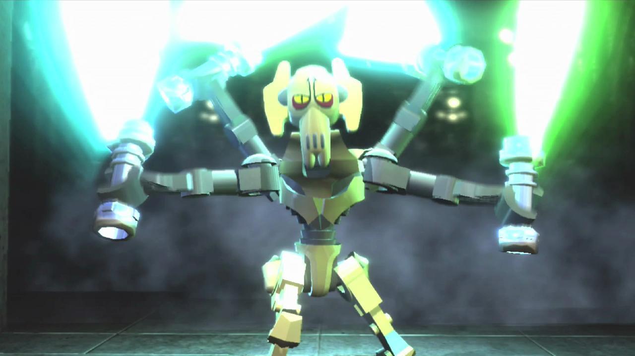LEGO Starwars III Gameplay Trailer