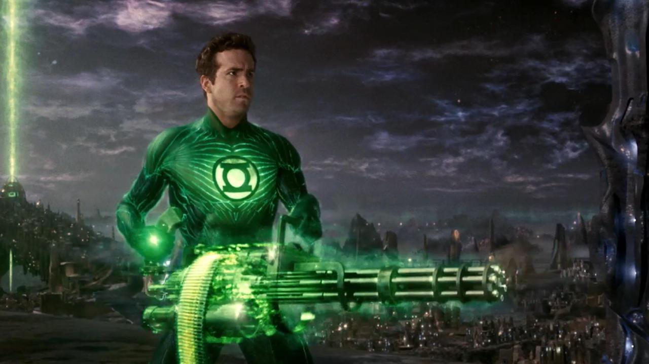 Green Lantern's WonderCon Sizzle Reel
