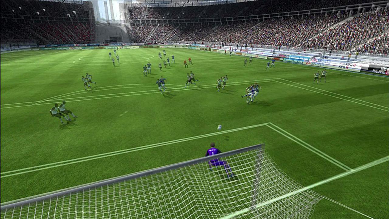 FIFA 11 Schalke 04 vs. Manchester United
