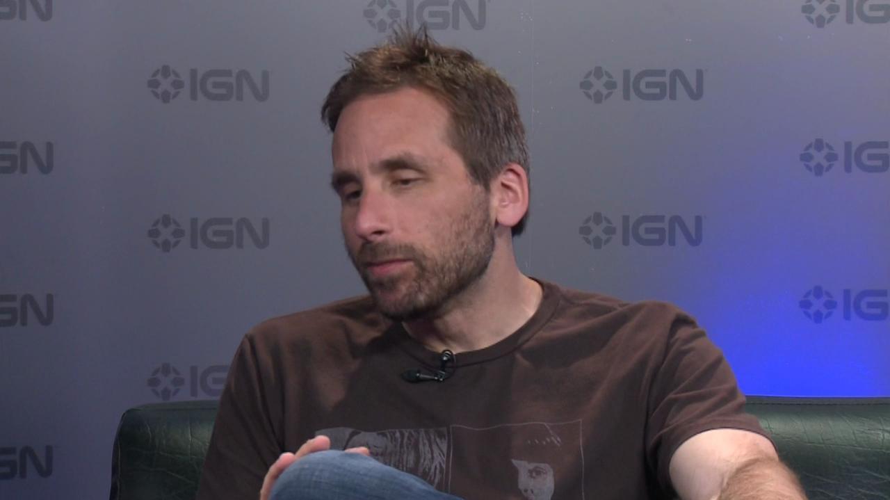 E3 2011 IGN Live - BioShock Infinite