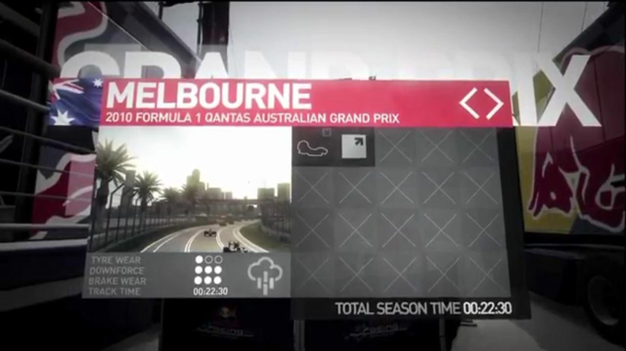 F1 2010 Rain Meister Achievement by nicksugden