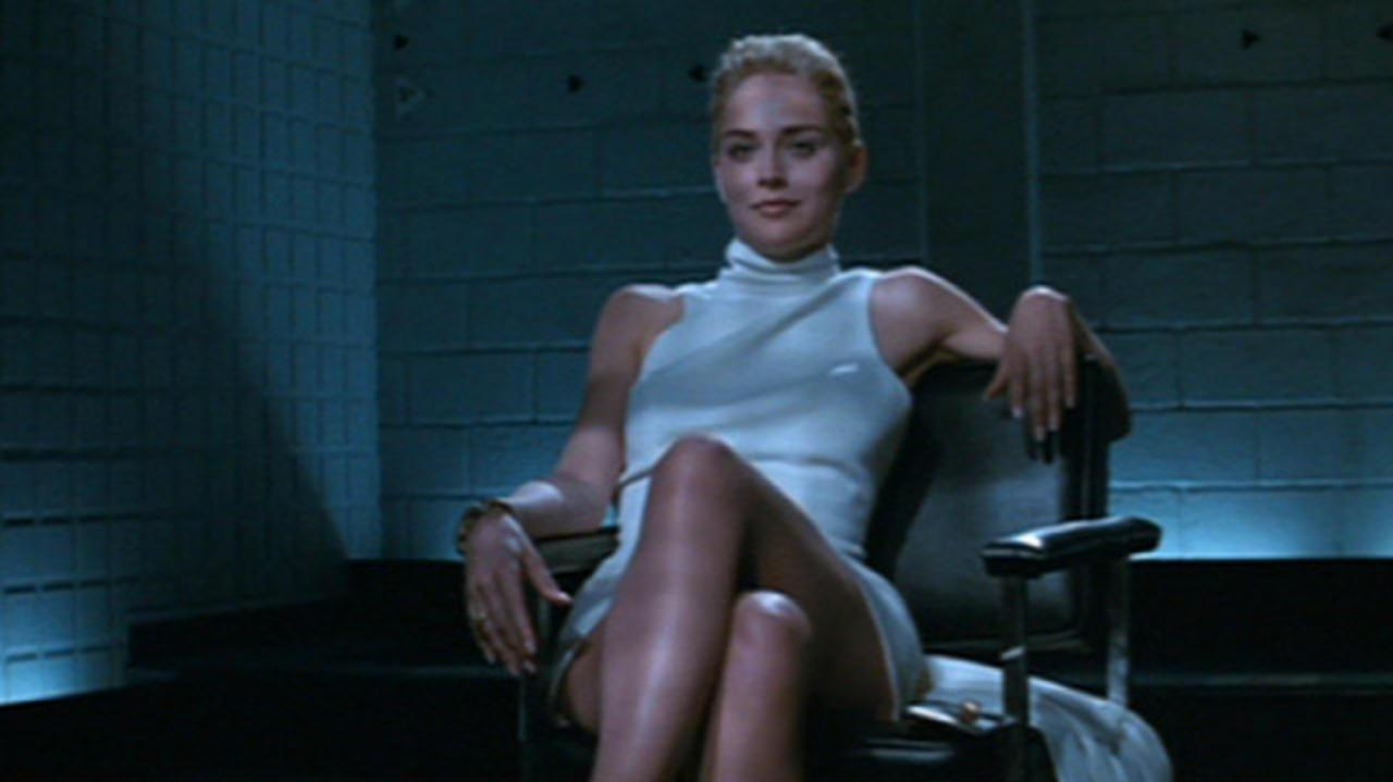 basic instinct cross leg scene