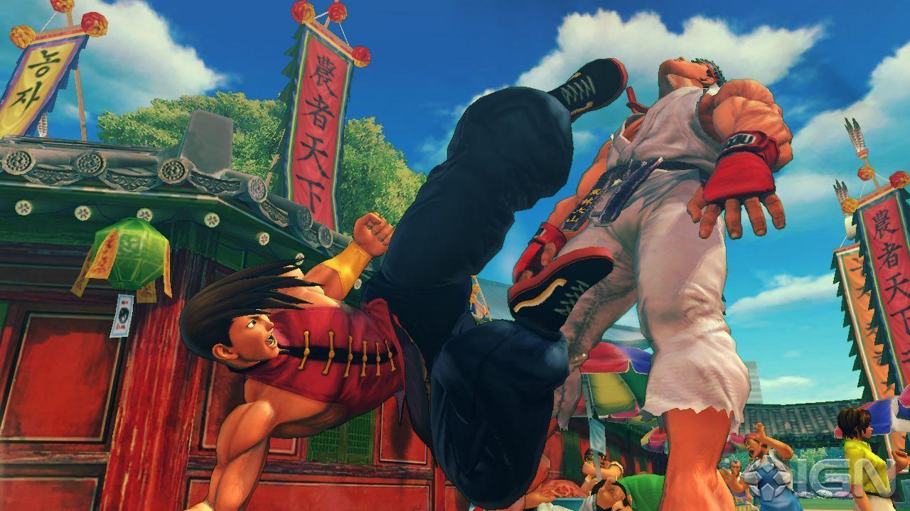 Street Fighter Arcade Editon Grand Finals Replay