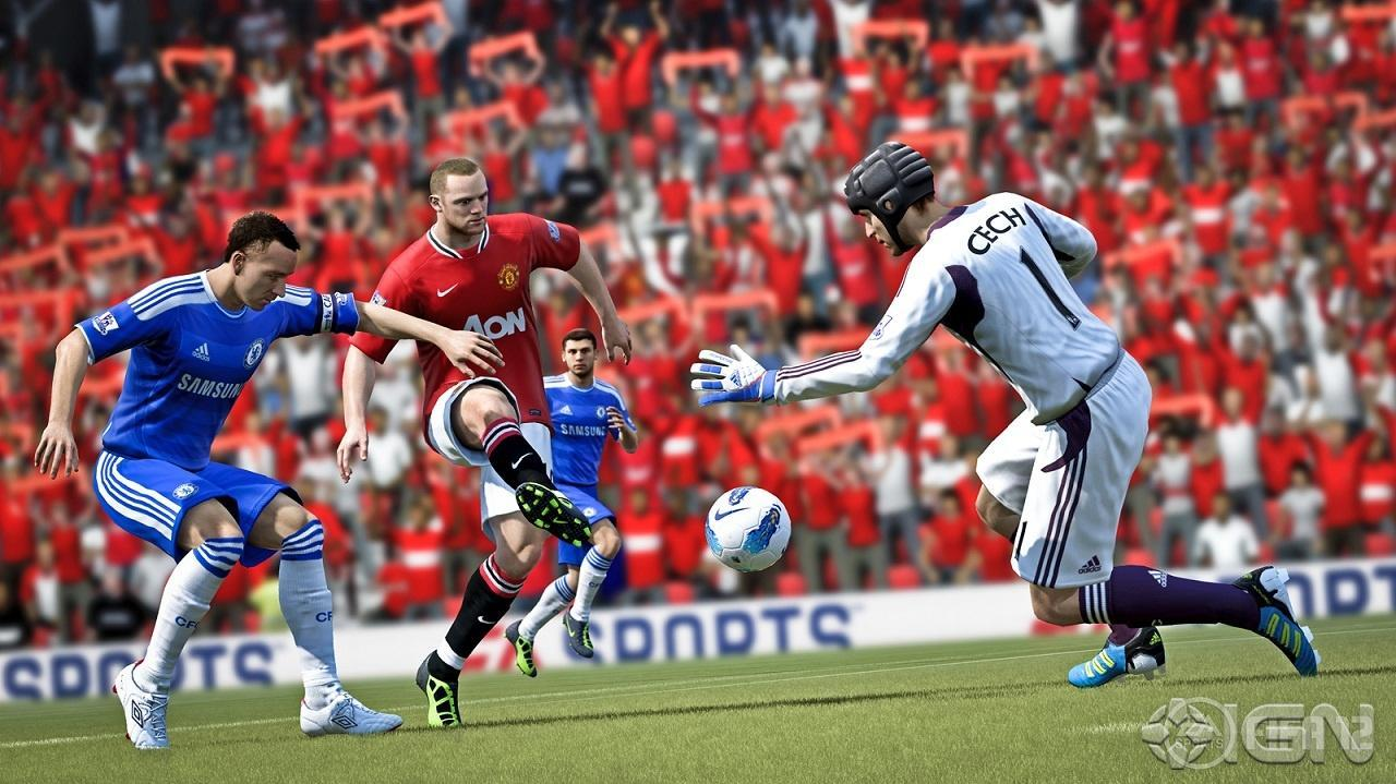 FIFA Soccer 12 - Career Mode Details