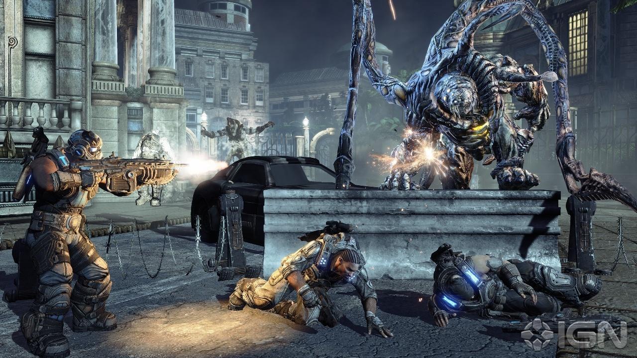 Gears of War 3 Hard-to-Find DLC Code