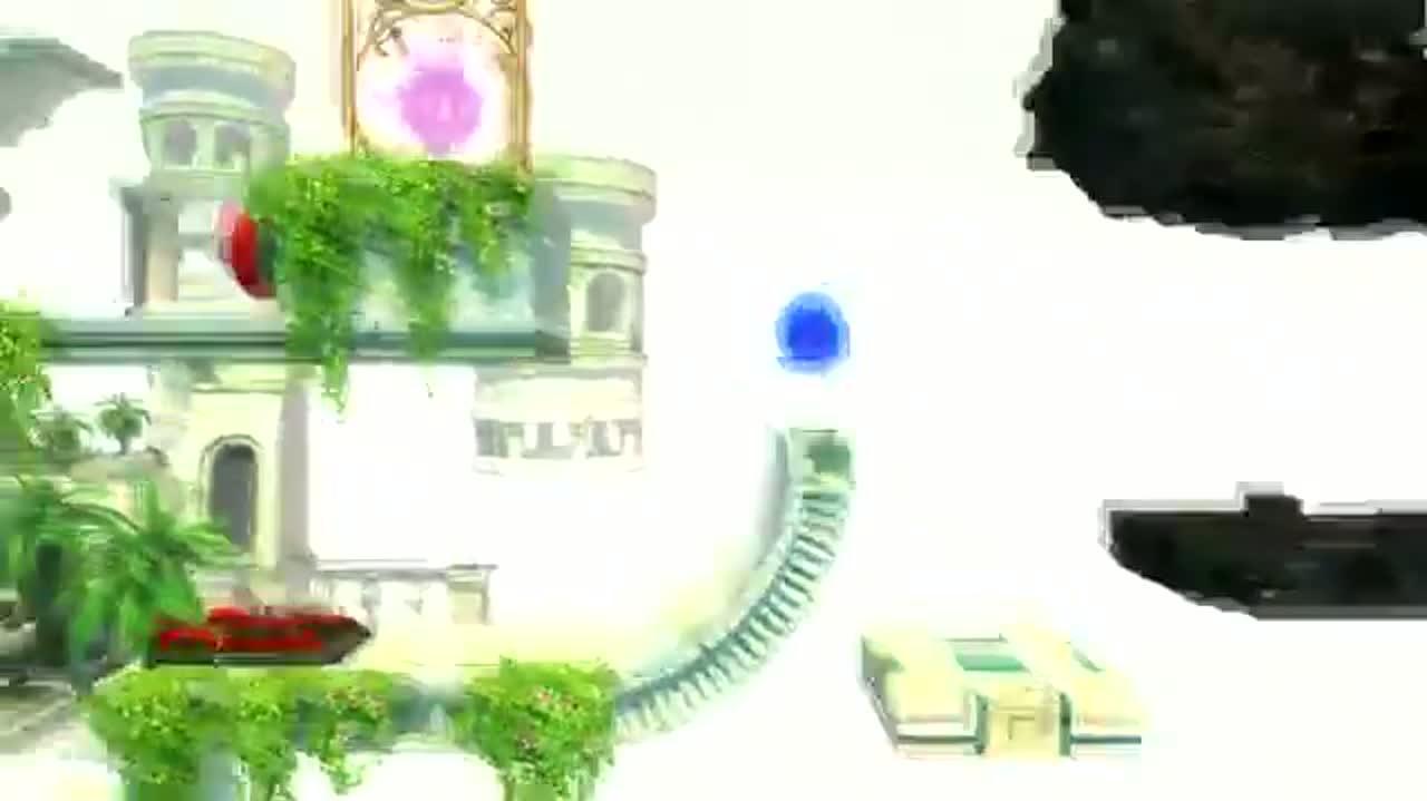 Sonic Generations Walkthrough Part 8 by erdemoscreamo