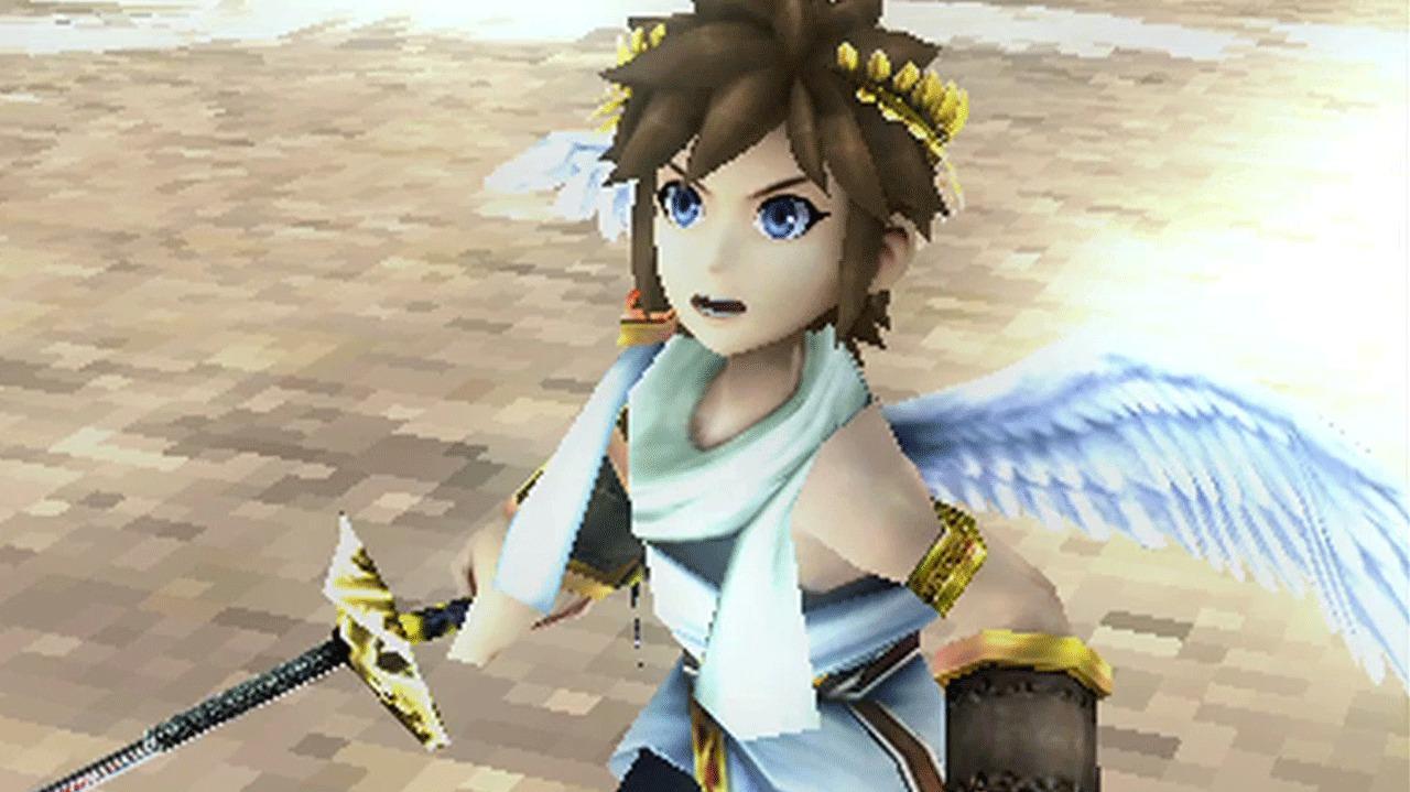 Kid Icarus Uprising Pit Soars